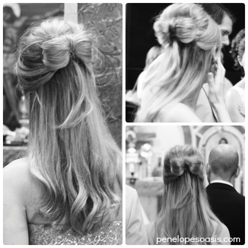 Free Hairstyle Tutorial How To Make A Hair Bow Beauty Wallpaper