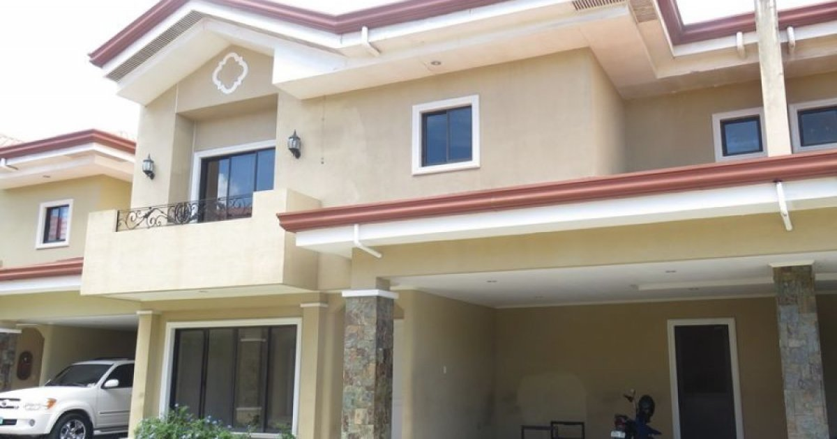 Best 3 Bed House For Rent In Casuntingan Mandaue ₱60 000 With Pictures