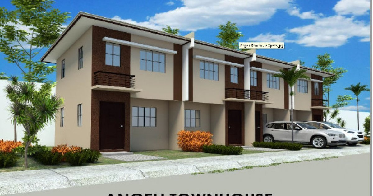 Best 2 Bed Townhouse For Sale In Look 1St Malolos ₱999 000 1973401 Dot Property With Pictures