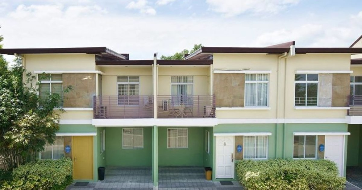 Best 4 Bed Townhouse For Sale In Lancaster New City ₱2 002 320 With Pictures