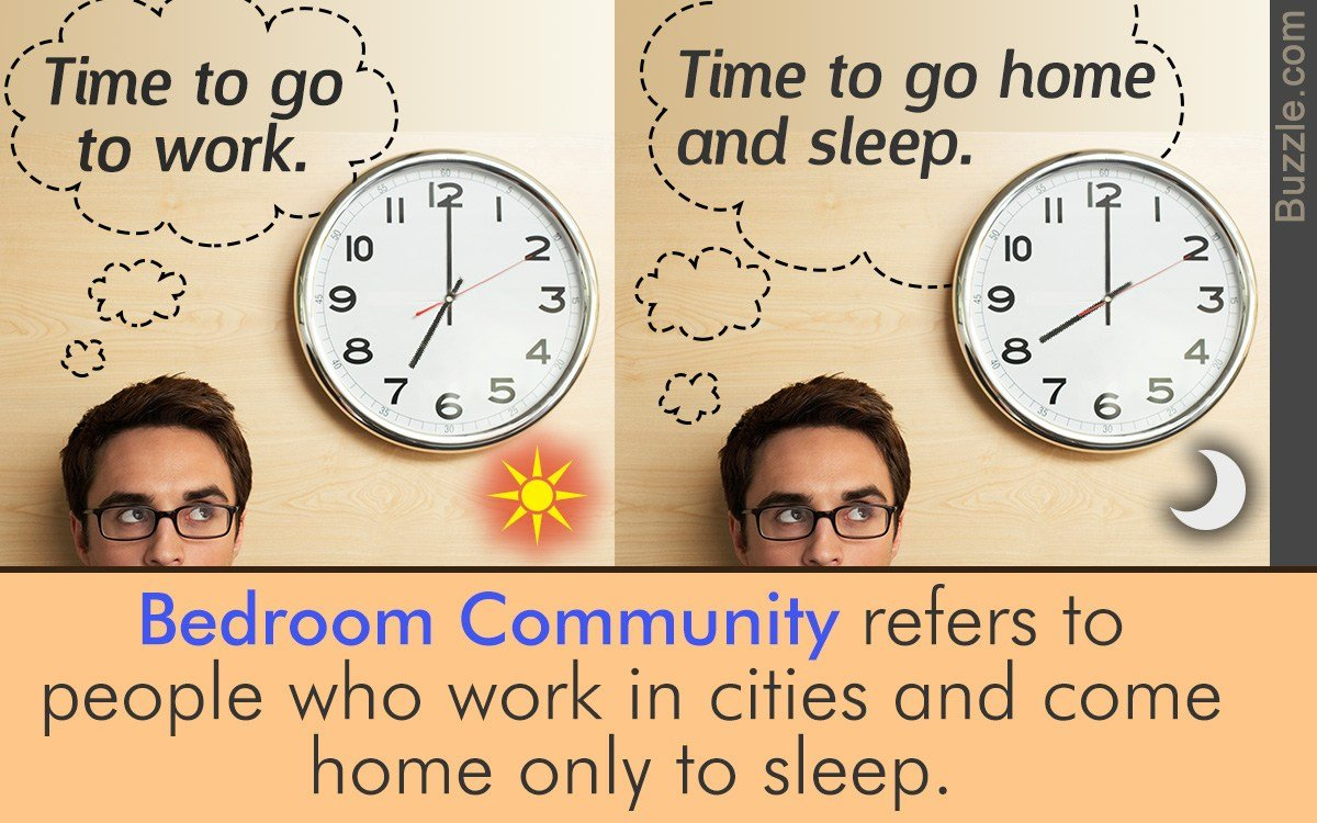 Best What Does The Term Bedroom Community Mean With Pictures