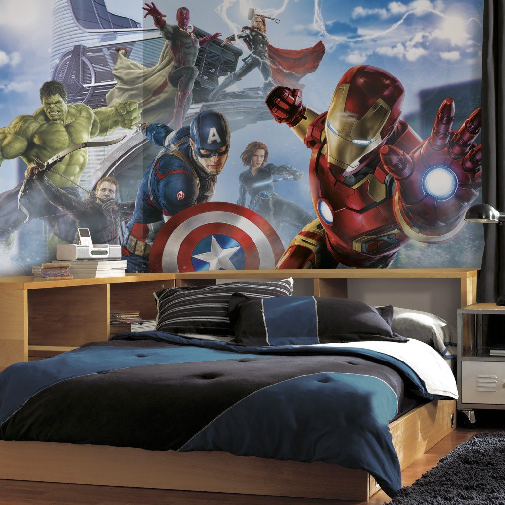 Best Avengers Themed Bedroom Ideas Roommates Blog Roommates With Pictures