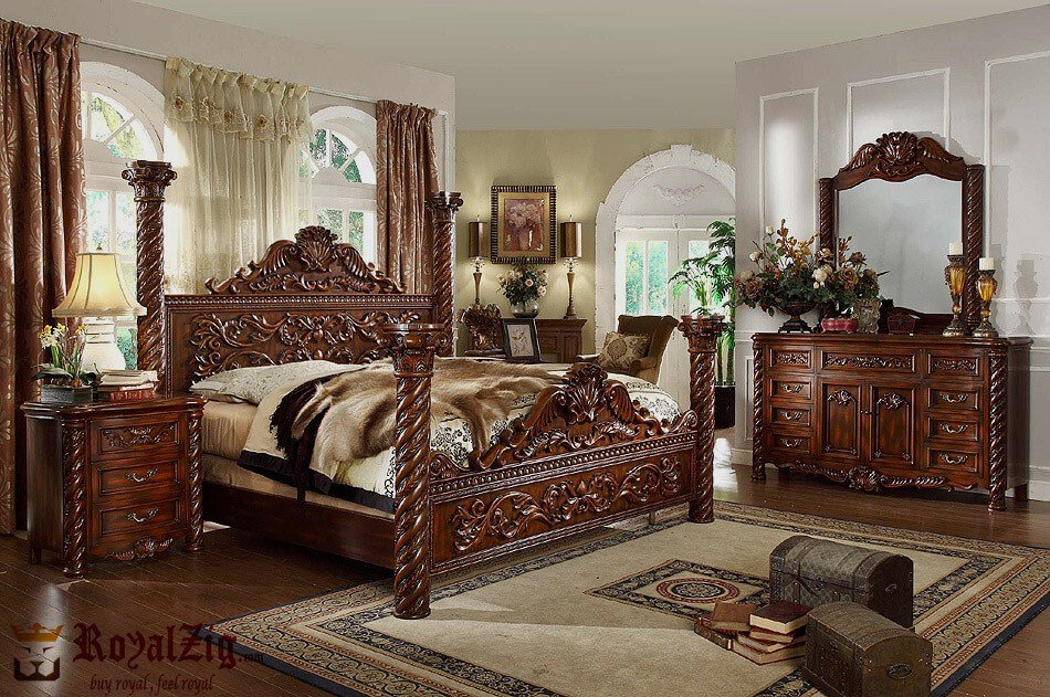 Best Victorian Style Bedroom Set With Pictures
