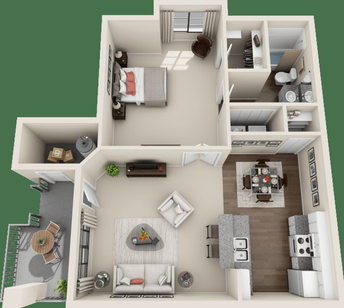 Best 1 2 3 Bedroom Apartments In Tucson Az With Pictures