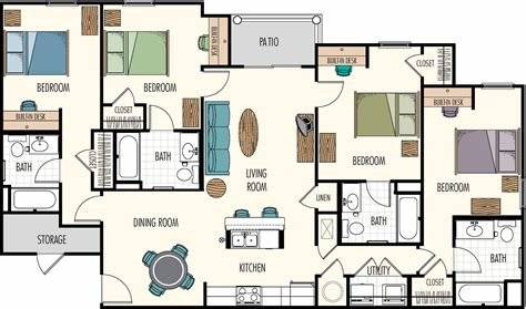 Best Floor Plans Hasbrouck Managementhasbrouck Management With Pictures