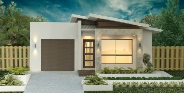 Best Builder Floor Plan 3 Bedroom Narrow House Design With Pictures