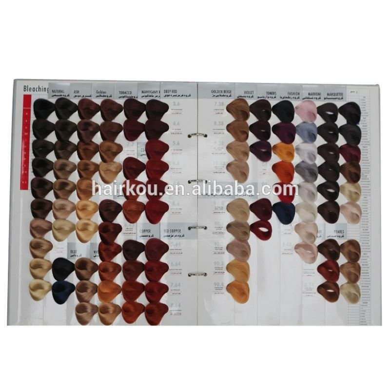 Free Oem Manufacturer Salon Professional Hair Dye Color Chart Wallpaper