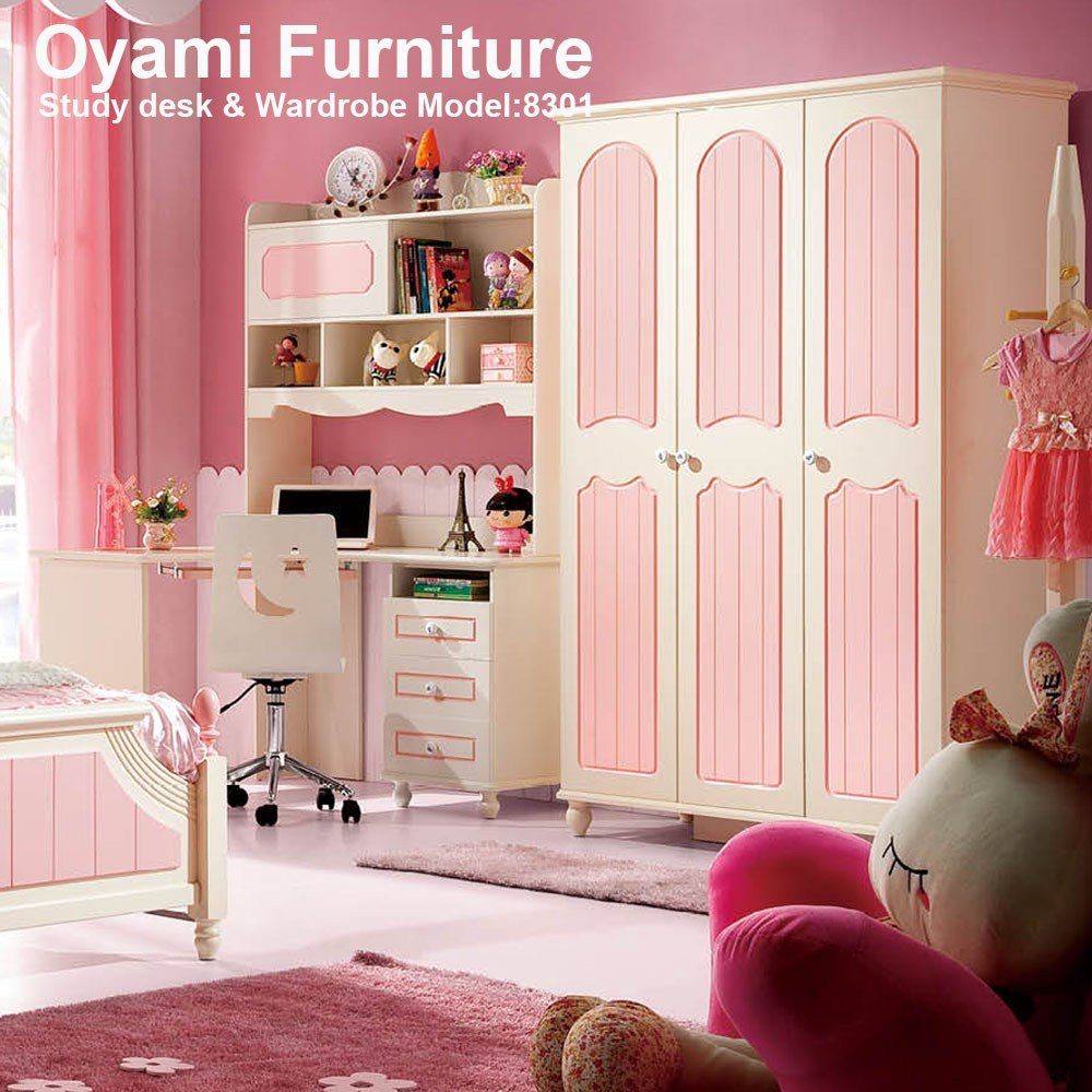 Best Selling Children Foshan Oyami Kids Bedroom Furniture With Pictures