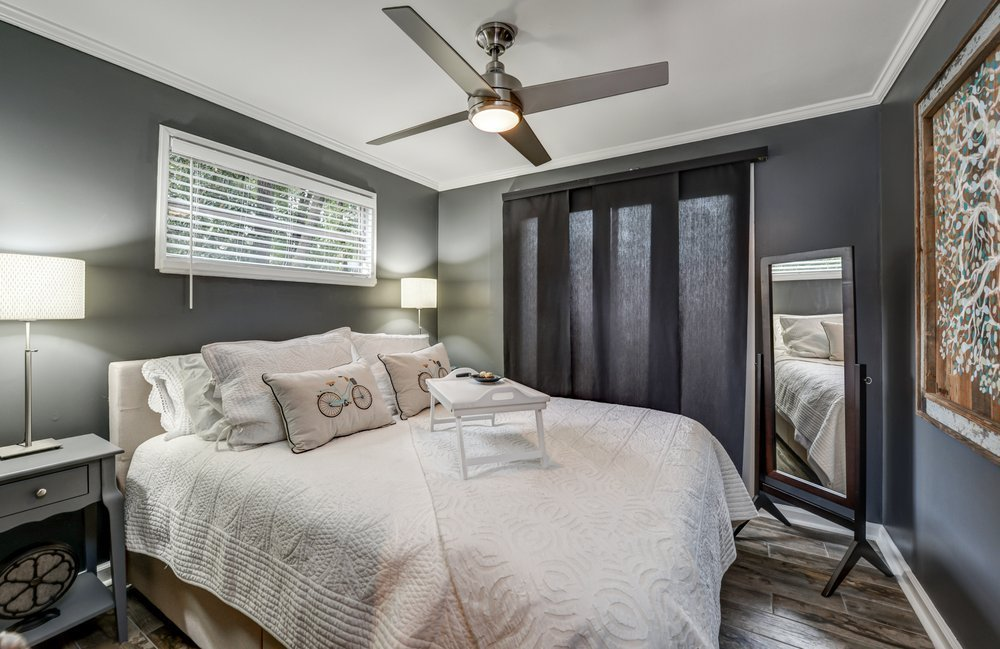 Best The Cottage Bedroom Features A Cool Comfort Memory Foam With Pictures
