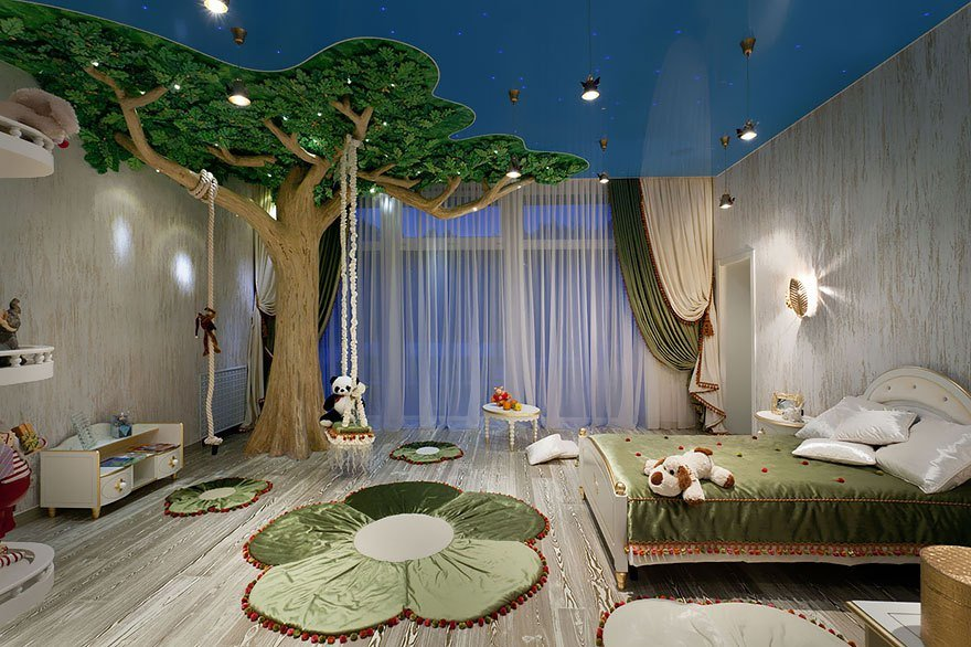 Best 22 Creative Kids' Room Ideas That Will Make You Want To Be A Kid Again Bored Panda With Pictures