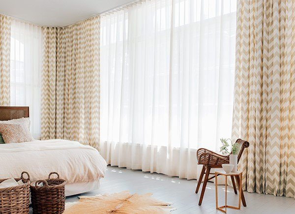 Best Bedroom Window Treatments The Shade Store With Pictures