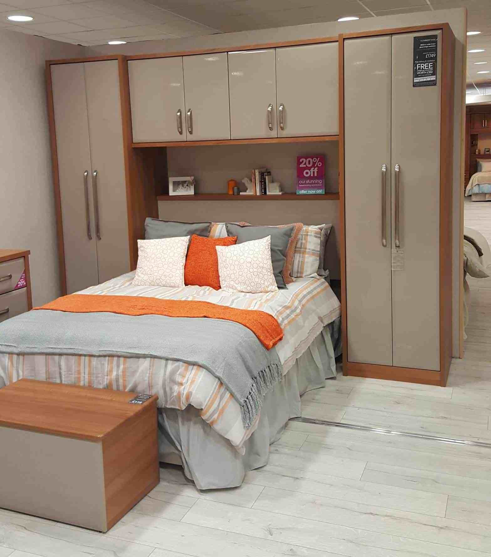 Best Fitted Bedroom Showroom North West Bolton Warrington With Pictures