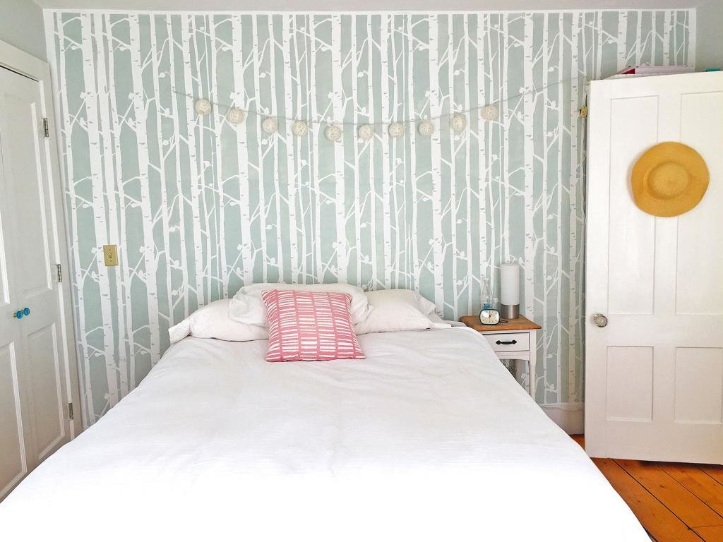 Best Diy Bedroom Makeover Small Bedroom Makeover On A Budget With Pictures