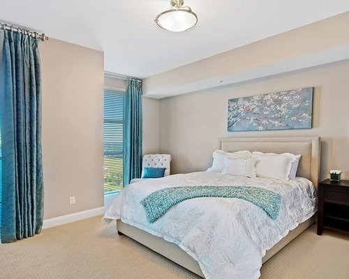 Best Turquoise Bedroom Design Ideas Renovations Photos With With Pictures