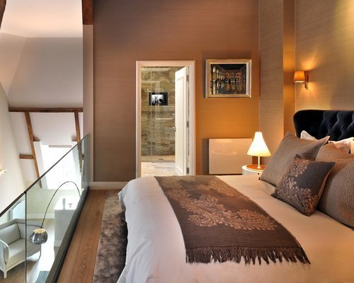 Best Master Bedroom Ensuite Houzz With Pictures