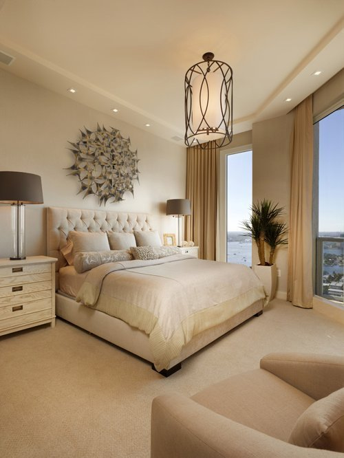 Best 42 913 Bedroom With Beige Walls Design Ideas Remodel Pictures Houzz With Pictures