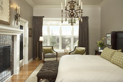 Best Sherwin Williams Heron Plume Houzz With Pictures