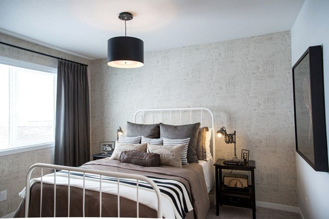 Best Great Gatsby Style Transitional Bedroom Calgary By Natalie Fuglestveit Interior Design With Pictures