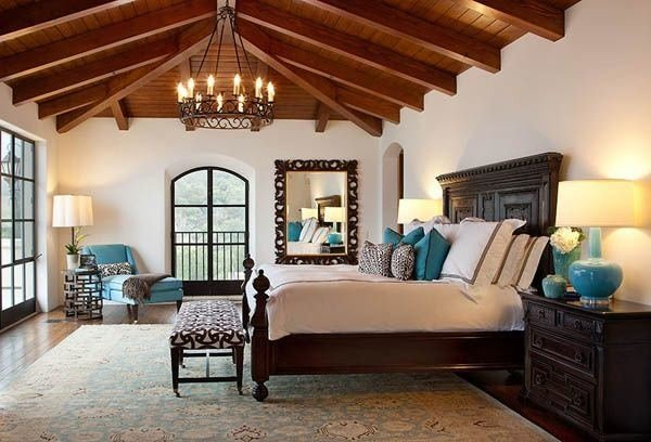 Best Montecito Transitional Estate Mediterranean Bedroom With Pictures