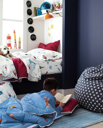 Best Rockets Bedroom Contemporary Kids Burlington By With Pictures