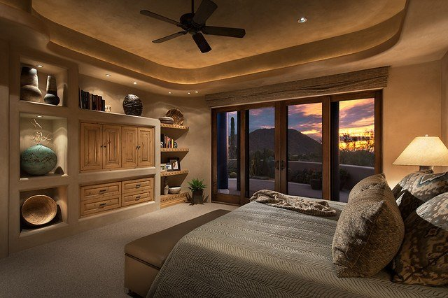 Best Southwest Bedroom Southwestern Bedroom Phoenix By With Pictures