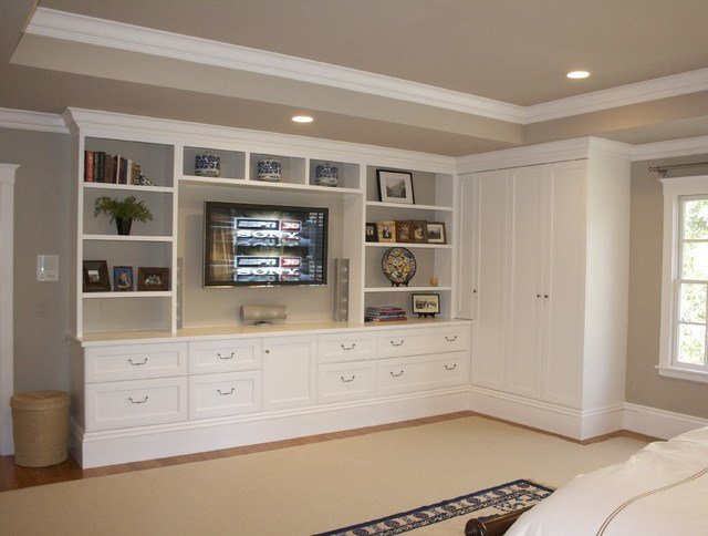 Best Custom Built In Contemporary Bedroom San Francisco With Pictures