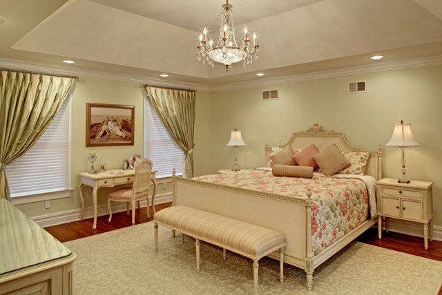 Best New Master Bedroom Sleeping Area Traditional Bedroom With Pictures