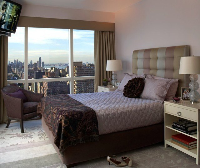 Best Upper West Side Bedroom Modern Bedroom New York By With Pictures