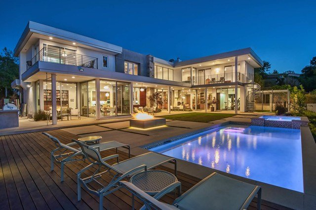 Best Custom Contemporary Home In Encino Ca Contemporary With Pictures