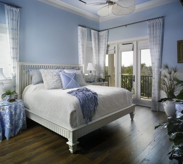 Best Coastal Elegance Beach Style Bedroom Miami By Mary Washer Designs With Pictures