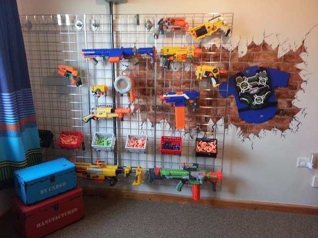 Best Nerf Bedroom With Pictures