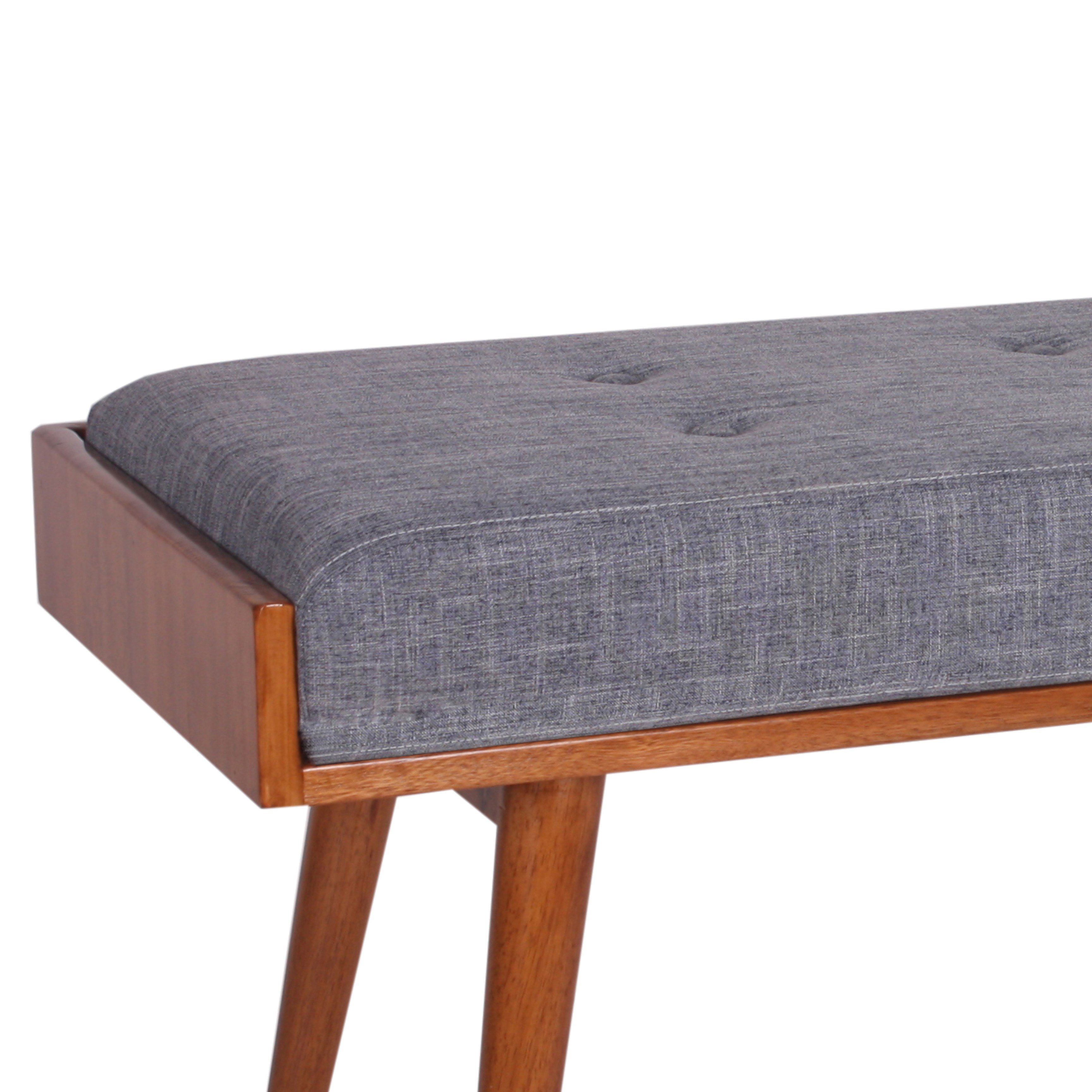 Best Aysel Upholstered Bedroom Bench Wayfair With Pictures