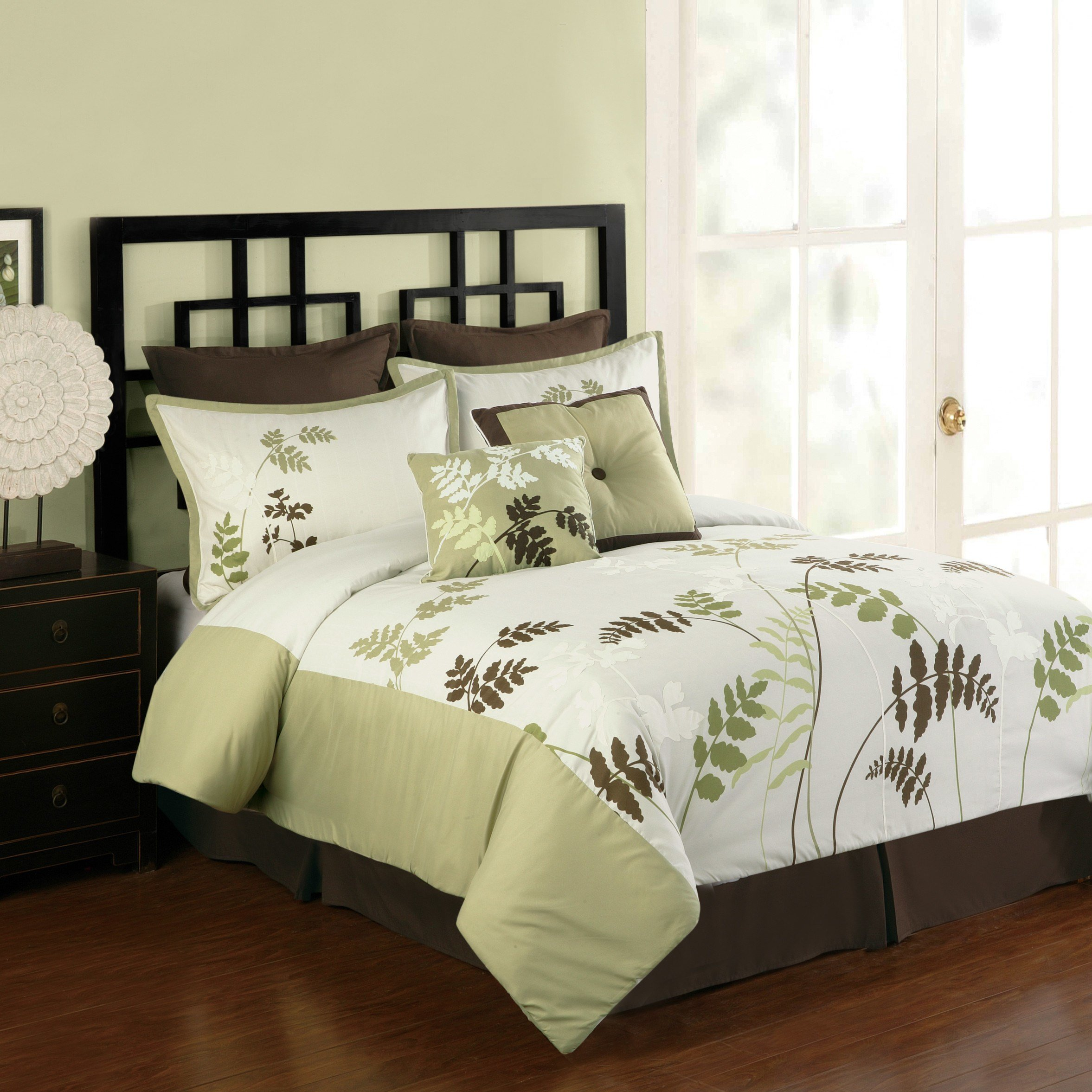 Best Presidio Square Meadowland 8 Piece Comforter Set Reviews With Pictures