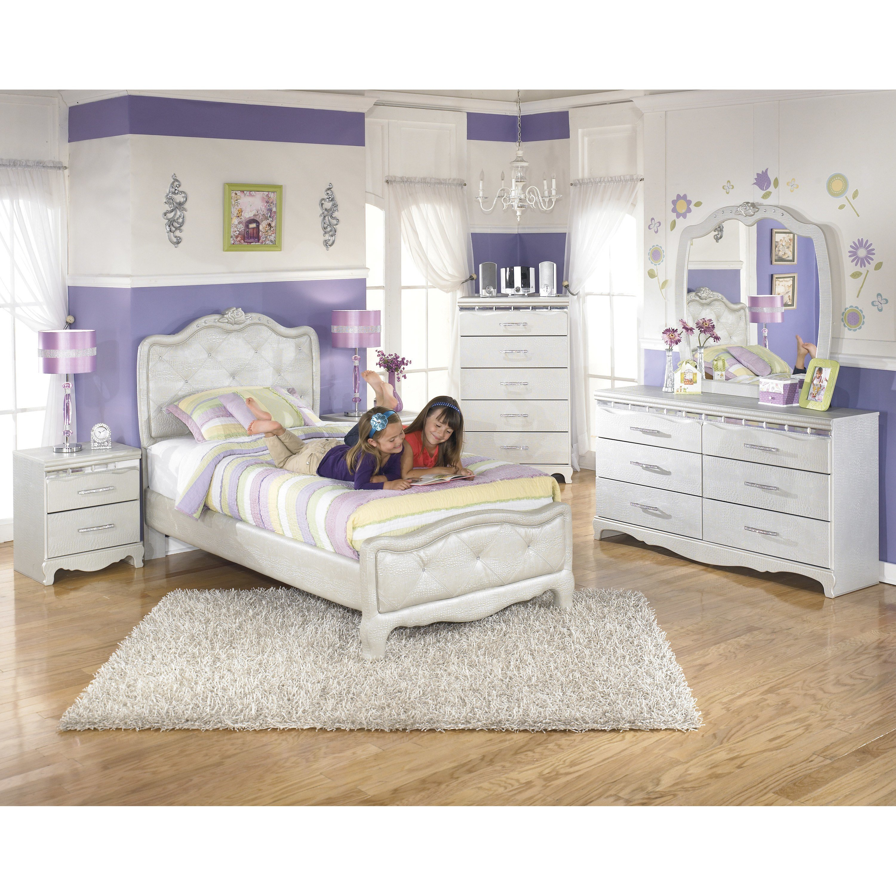 Best Signature Design By Ashley Zarollina Panel Bed Reviews With Pictures
