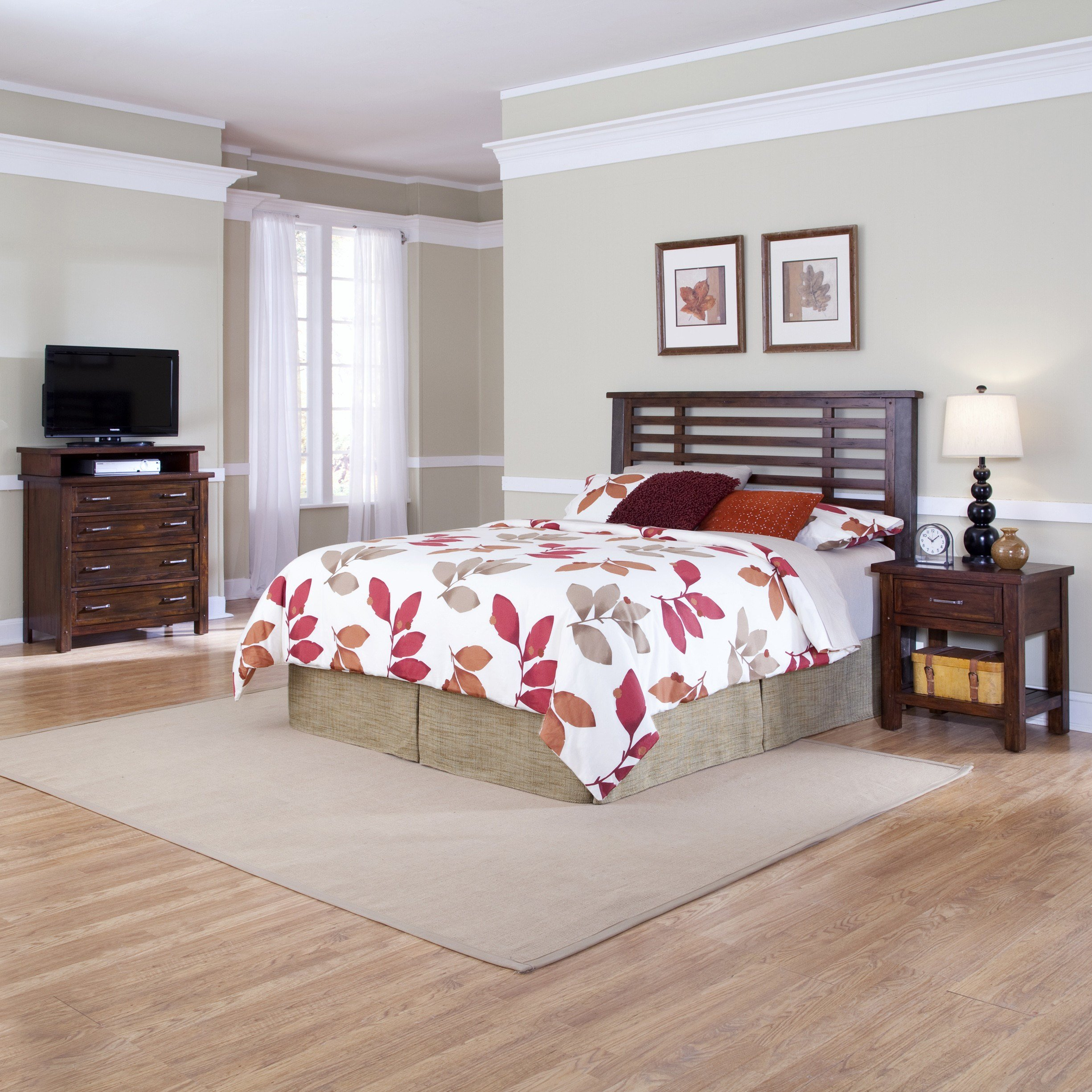 Best Loon Peak Sanford Panel 2 Piece Bedroom Set Reviews With Pictures