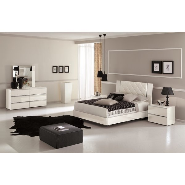 Best Modern Contemporary Bedroom Sets Allmodern With Pictures