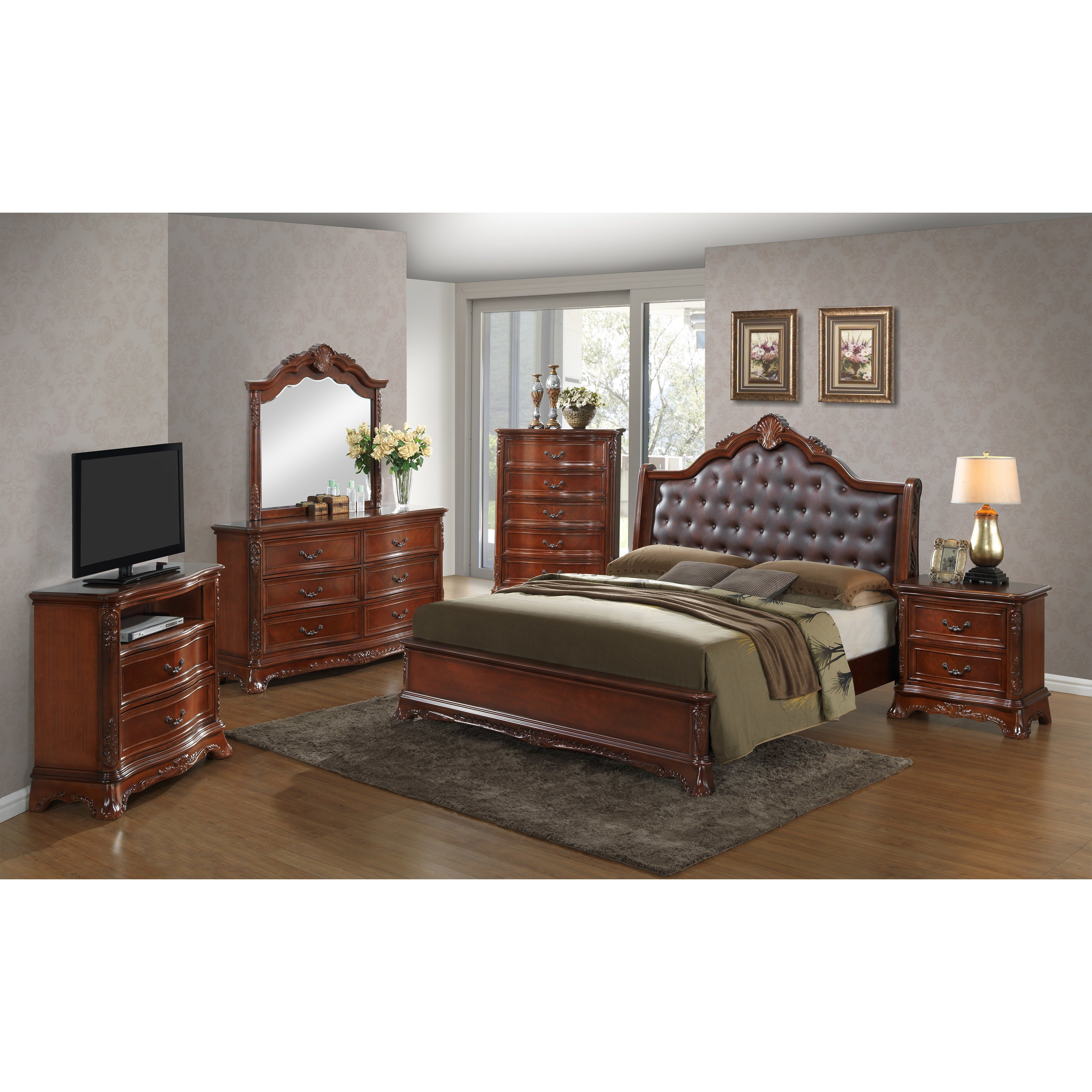 Best Rosalind Wheeler Bachelor Sleigh Customizable Bedroom Set With Pictures