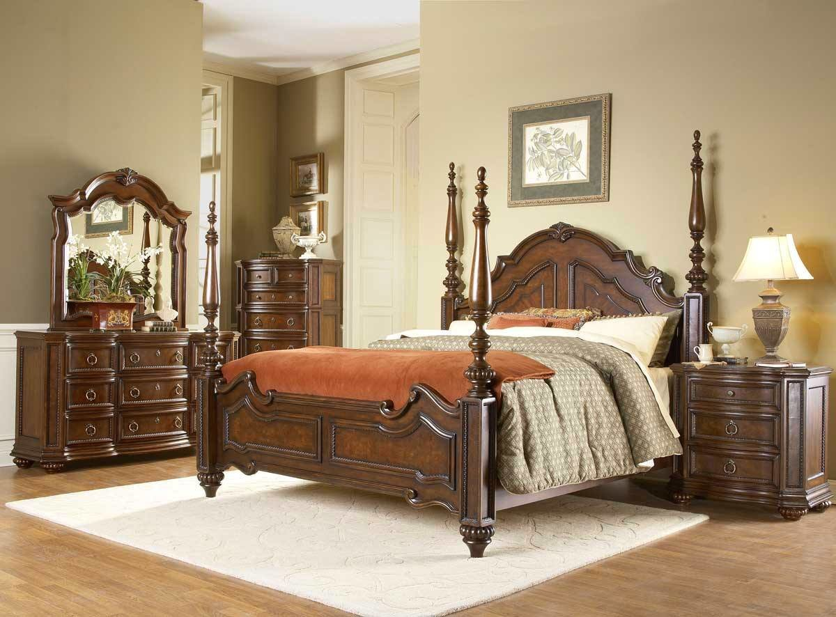 Best Prenzo Traditional Design Poster Bedroom Furniture Set With Pictures