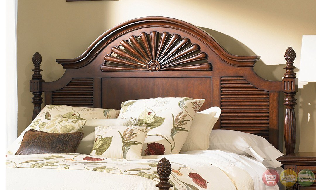 Best Royal Landing Tropical Tobacco Poster Bedroom Furniture Set With Pictures