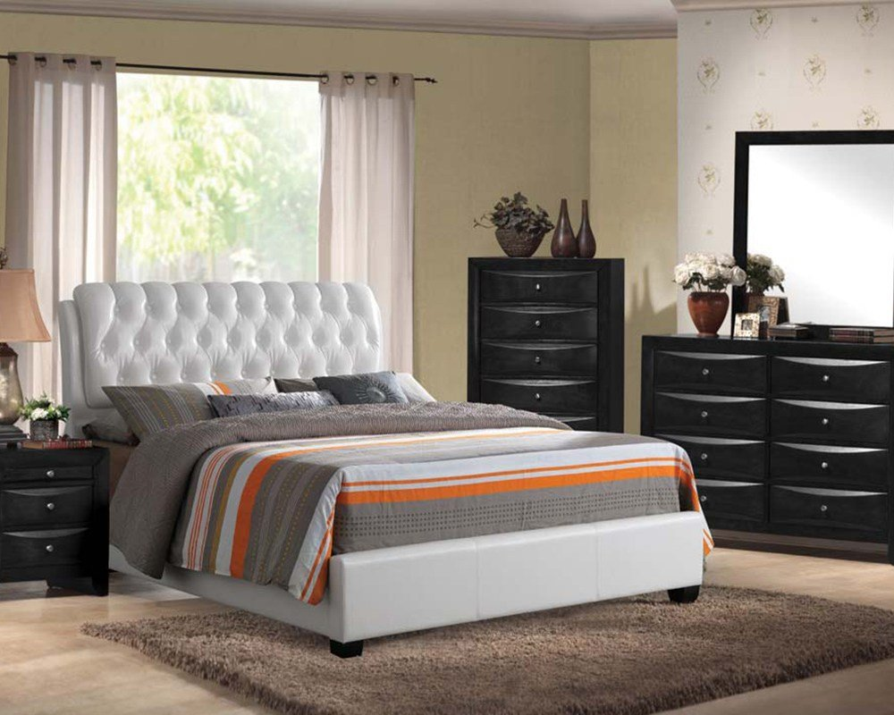 Best Bedroom Set Ireland White By Acme Furniture Ac25350Set With Pictures