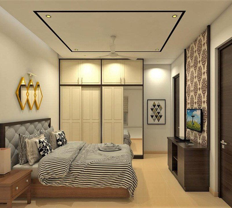 Best 3D Bedroom Interior Design Residential Interior With Pictures