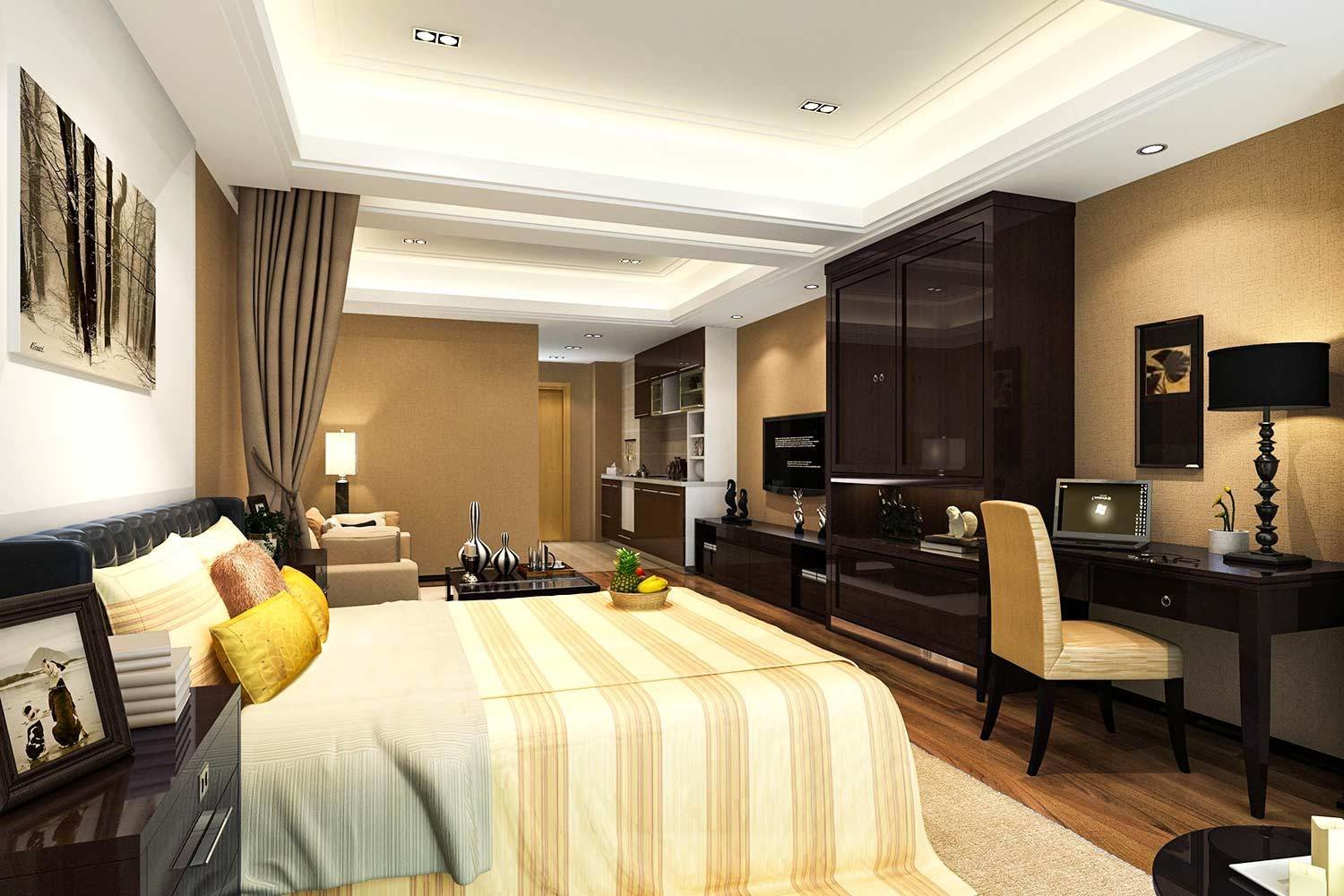 Best Modern Residential False Ceiling Ideas For Each Room With Pictures