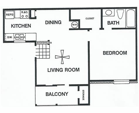 Best Floor Plans One Bedroom Plan B Sundance Austin Tx With Pictures