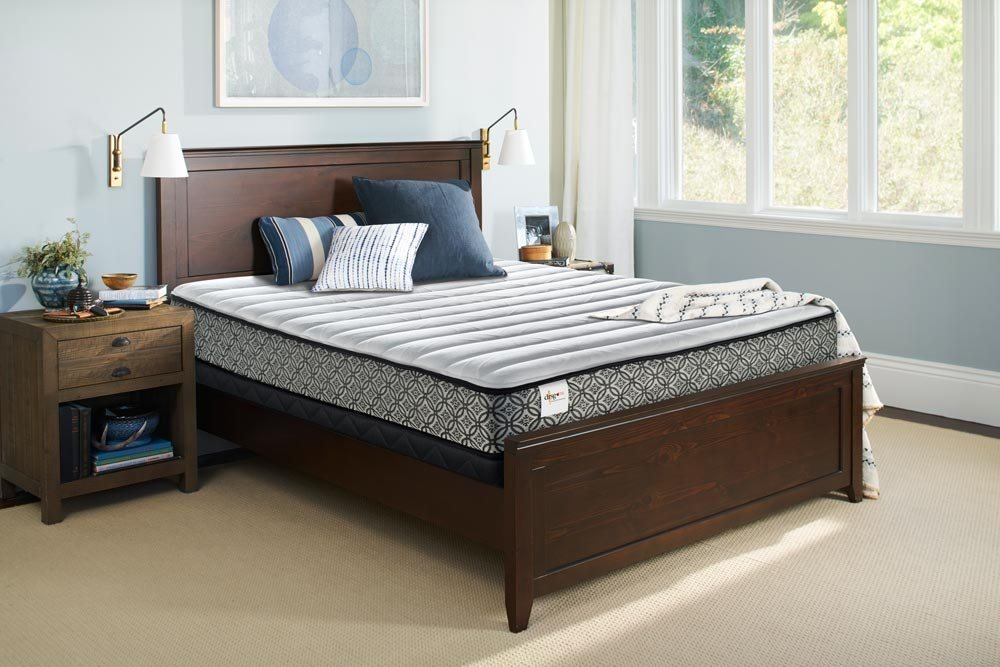 Best Sealy Drsg 2 Tight Top Mattress Great Night S Sleep With Pictures