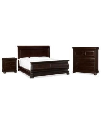 Best Furniture Closeout Heathridge 3 Piece California King With Pictures