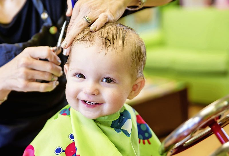 Free Your Toddler's First Haircut Is A Big Milestone Mother Baby Wallpaper