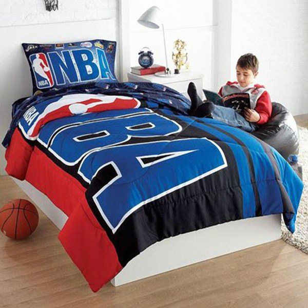Best Nba Comforter On Behance With Pictures