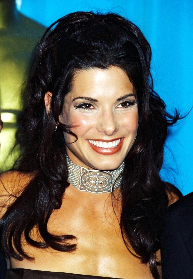 Free Sandra Bullock S Hair Evolution Wallpaper