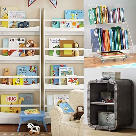 Best Book Storage For Kids For Small Spaces Popsugar Moms With Pictures
