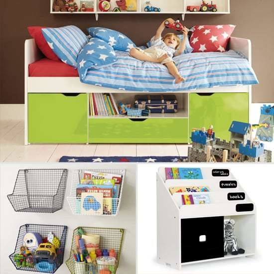 Best Storage Solutions For Small Kids Rooms Popsugar Moms With Pictures